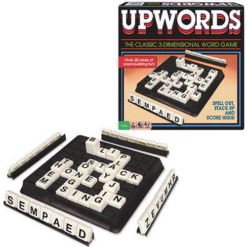 Winning Moves Games (Price/each)Winning Moves Upwords Game