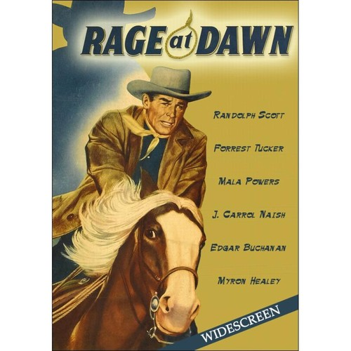 Rage at Dawn [DVD] [1955]