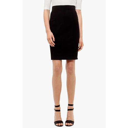 AKRIS PUNTO Wool Pencil Skirt