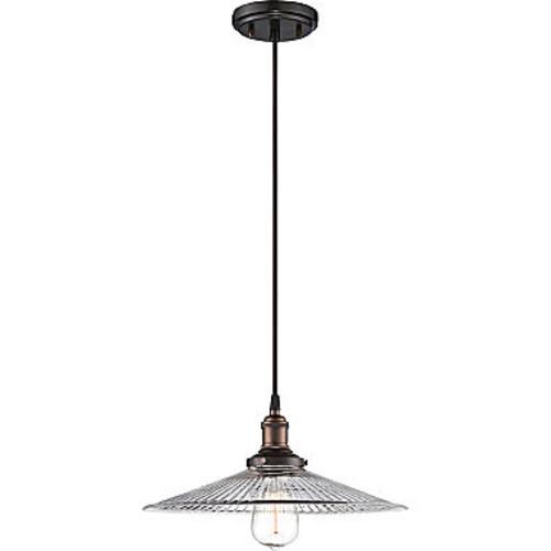 Filament Design 2-Light Rustic Bronze Pendant