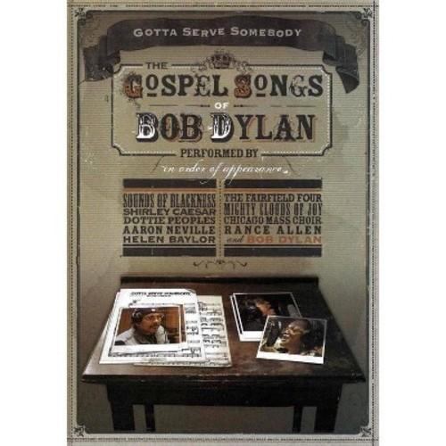 Gotta Serve Somebody:Gospel Songs (DVD)