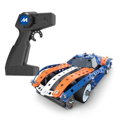 Meccano Erector - Remote Control Speedster with 2.4 GHz
