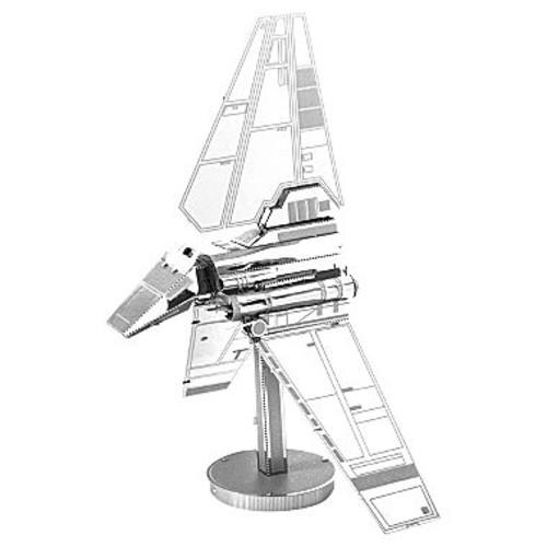 Fascinations Metal Earth 3D Laser Cut Model - StarWars Imperial Shuttle