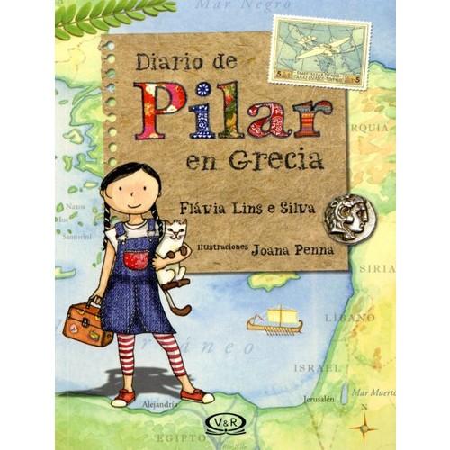 Diario de Pilar En Grecia