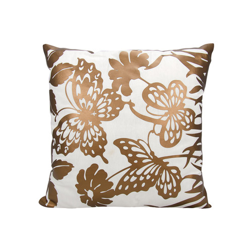 Luminecence Butterfly Garden Pillow by Nourison