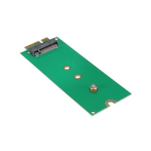 M.2 NGFF 67-pin to For Apple For MacBook Pro 2012 SSD 17 + 7 pin Adapter Convert