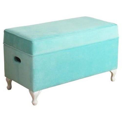 Diva Decorative Storage Bench HomePop