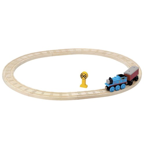 Fisher-Price Thomas the Train Wooden Railway Oval Starter Set
