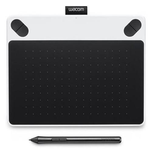 Wacom Intuos Draw Creative Pen Tablet, Small White