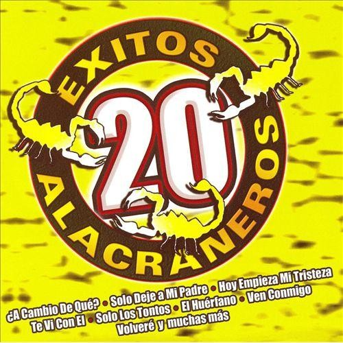 20 Exitos Alacranero [CD]