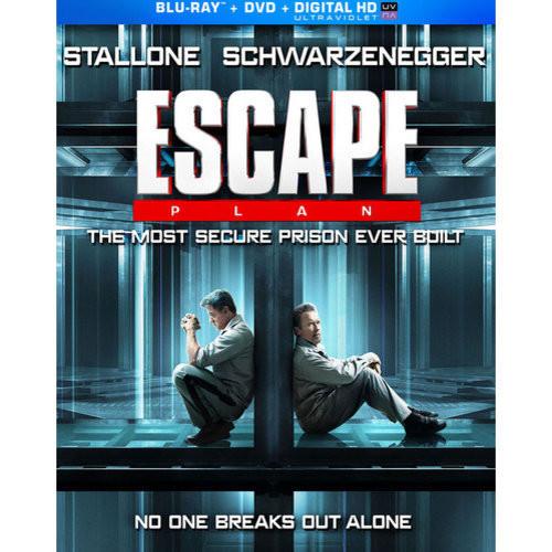 Lionsgate Home Entertainment Escape Plan (Blu-ray + DVD)