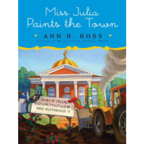 Miss Julia Paints the Town (Miss Julia Series #9)