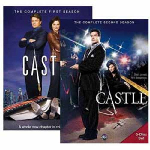 Castle: Season 1 And Season 2 [DVD]