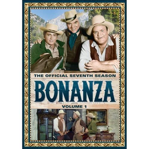 Bonanza: The Official Seventh Season, Vol. 1 [DVD]