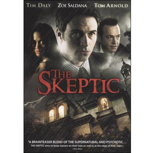 The Skeptic: Bruce Altman, Tom Arnold, Tim Daly, Edward Herrmann, Robert Prosky, Andrea Roth, Zoe Saldana, LJ Foley, Tennyson Bardwell: Movies & TV