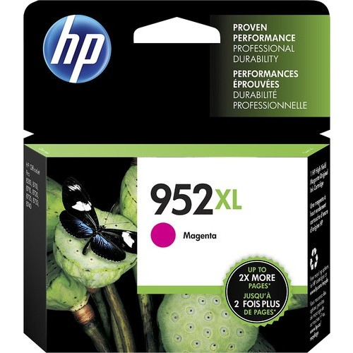 HP - 952XL Ink Cartridge - Magenta