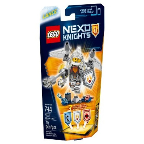 LEGO Nexo Knights Ultimate Lance (70337)
