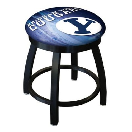 Holland Bar Stool NCAA Swivel Bar Stool; BYU Cougars