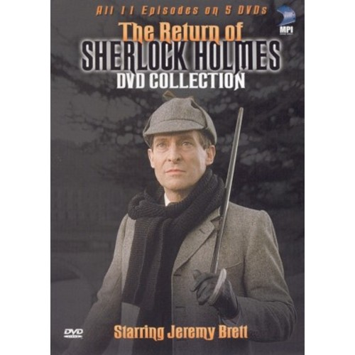 The Return of Sherlock Holmes DVD Collection [5 Discs]