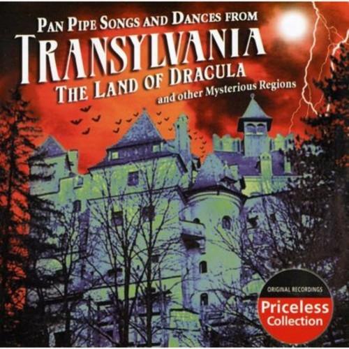 Pan Pipe Songs & Dances from Tranylvania [CD]