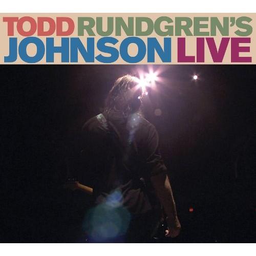Todd Rundgren's Johnson Live [Bonus DVD] [CD & DVD]