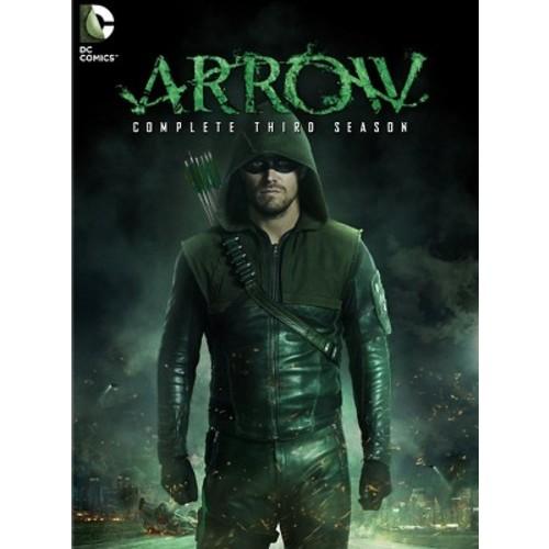 Arrow: The Complete Third Season (dvd_video)