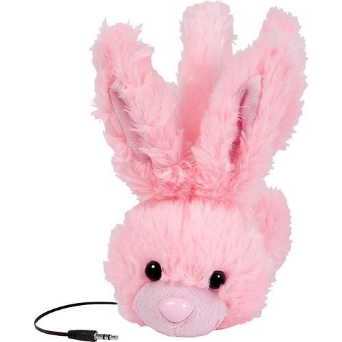 ReTrak - Animalz Bunny Over-the-Ear Headphones - Pink