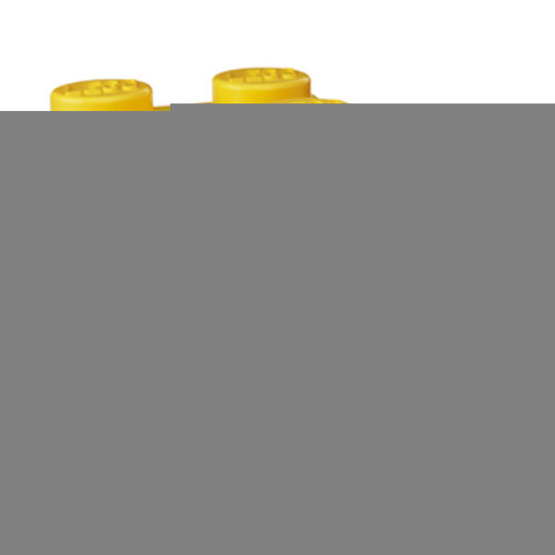 LEGO Storage Brick 8 - Yellow