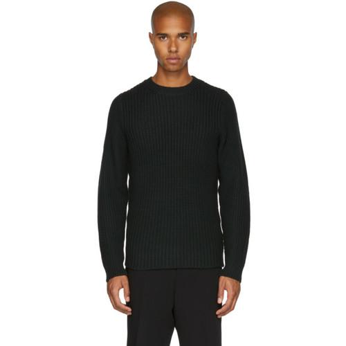 A.P.C. Khaki Berger Sweater