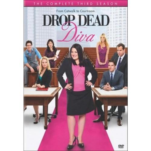 Drop Dead Diva: The Final Season [3 Discs]