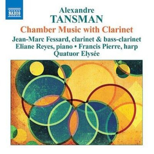 Various - Tansman: Chamber Music with Clarinet
