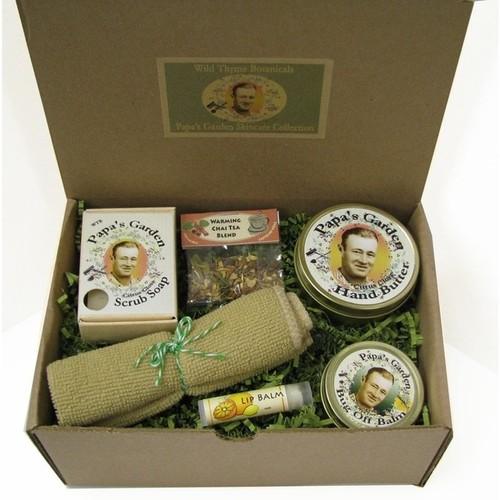 Papa's Garden Skincare Collection