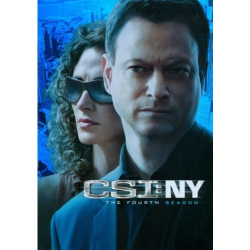 Csi:Ny:Complete fourth season (DVD)