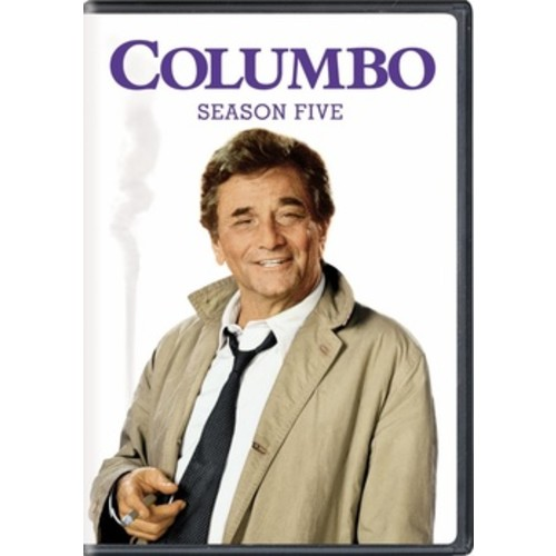 Columbo: Season Five (Full Frame)