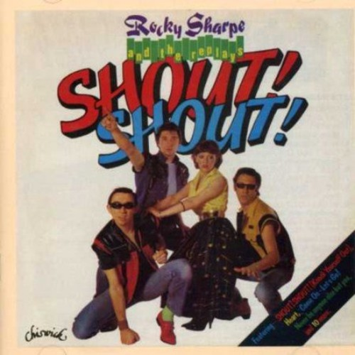 Shout! Shout! [CD]