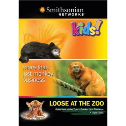 Loose At The Zoo: Baby New At The Zoo / Golden Lion Tamarins / Tiger Tales