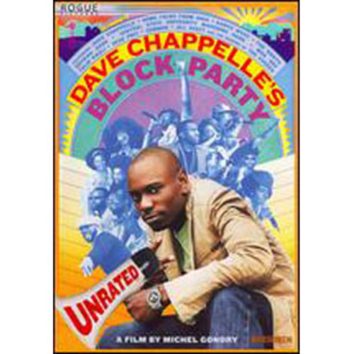 Dave Chappelle's Block Party [WS] [Unrated] WSE DD5.1