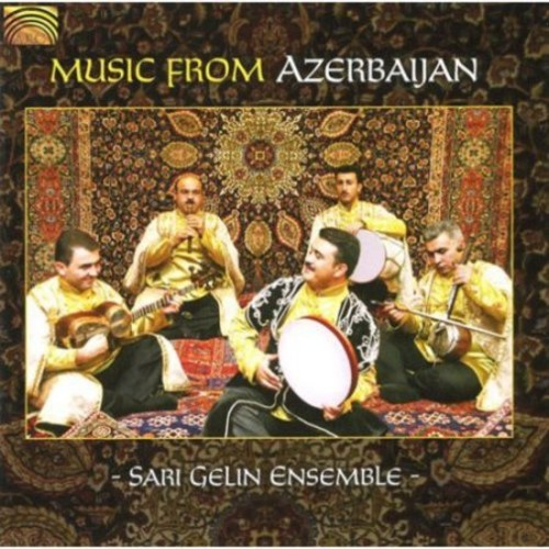 Music from Azerbaijan [CD]