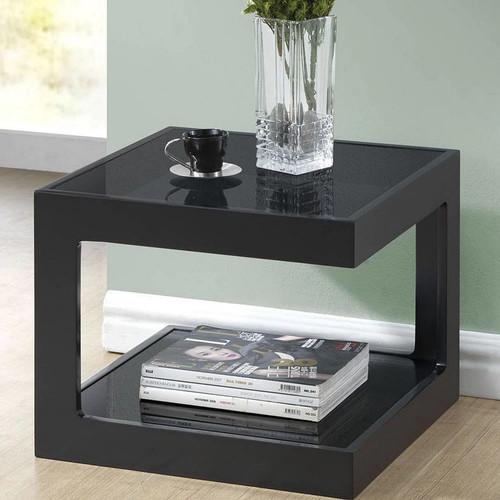 Baxton Studio Clara Modern End Table