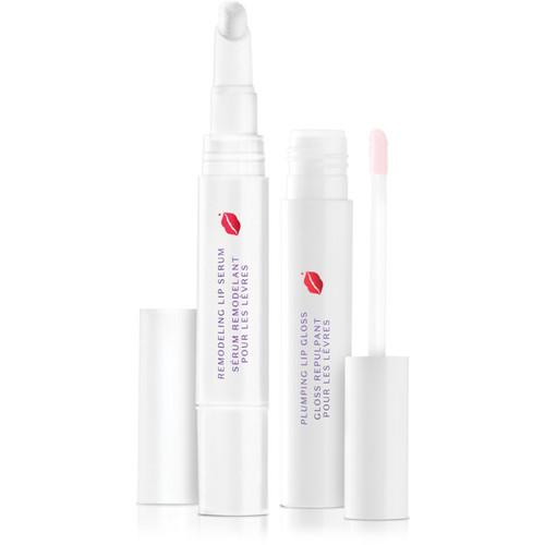 Lip Serum and Lip Gloss Duo