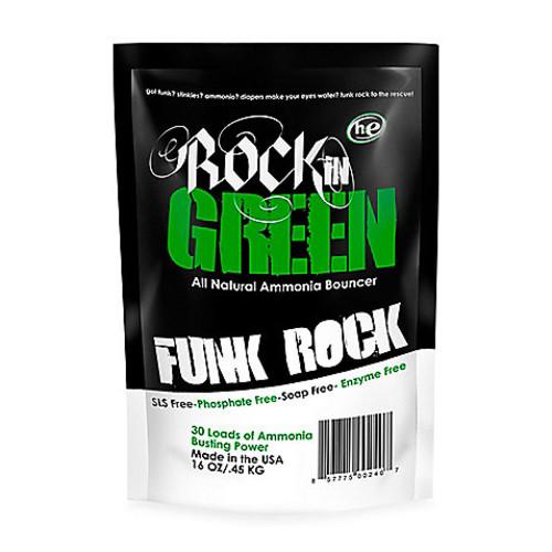 Rockin Green 16-Ounce Funk Rock Ammonia Bouncer
