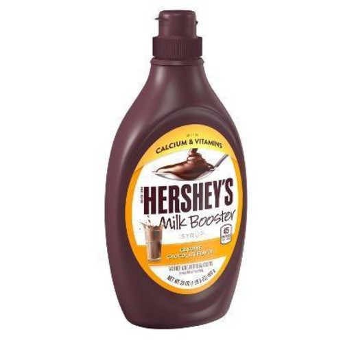 Hershey's Genuine Chocolate Plus Calcium Flavored Syrup - 18.5oz