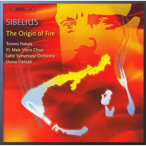 Origin Of Fire - CD