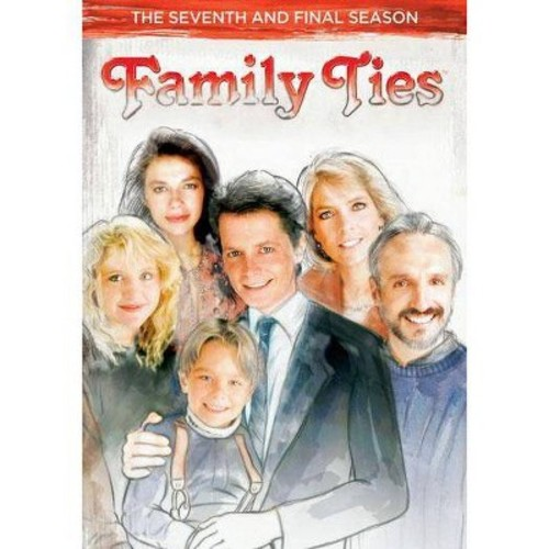 Family Ties: The Seventh Season [4 Discs] [DVD]