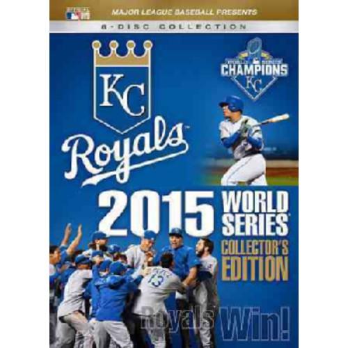 2015 World Series Film (DVD)
