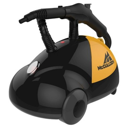 McCulloch Heavy-Duty Canister Steam Cleaner