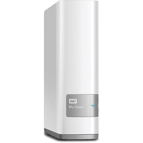 6TB My Cloud Personal Cloud NAS Storage