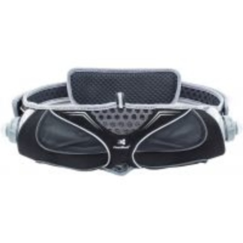 Fuel Belt Helium Ergo Hydration Belt - Men's 500048, Pack Size: Range 0 - 999, Color: Black/Grey,