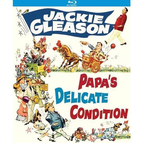 Papa's Delicate Condition [Blu-ray] [1963]