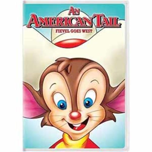 An American Tail: Fievel Mhv61183928Dvd/Family